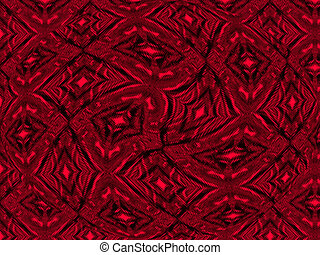 psychedelic texture - psychedelic red carpet - distorted...