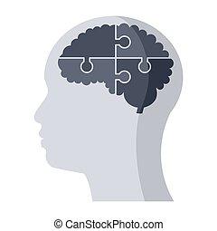 Psychiatry Medical Icon