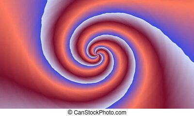 Psycho pattern seamless loop