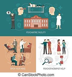 Psychologist Design Concept