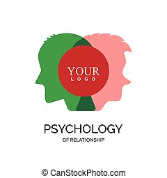 Psychology family, mental health or family rehab support concept