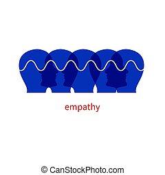 Psychology icon. psychologist, icon psychotherapy
