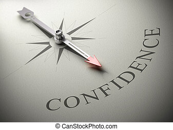 Psychology, Self Confidence Coaching - Needle of a compass...