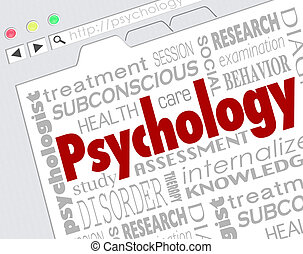 Psychology Website Online Research Mental Health Illness Disorde