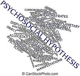 Psychosocial hypothesis