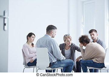 Psychotherapy for anxiety disorder