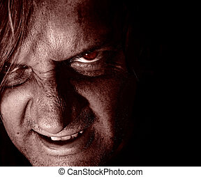 psykopat, lura