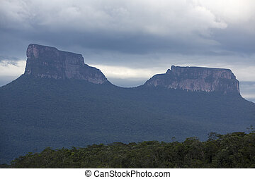 Ptari­ Tepui in Canaima National Park, Venezuela