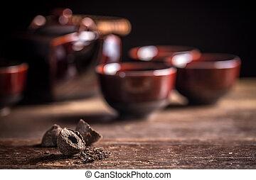Pu-erh chinese tea