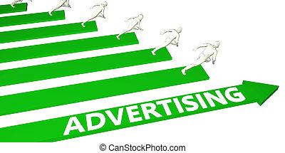 pubblicità, consulente