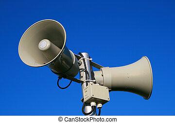 Public Address (713) - Public Address Tannoy