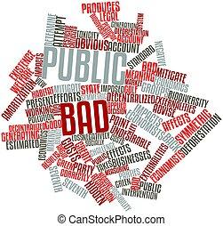 Public bad