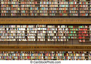 public, bibliothèque
