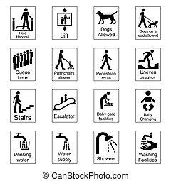 Public Information Signs
