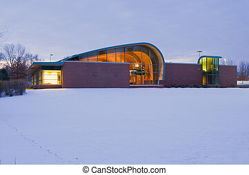 Public Library in Inver Grove Heights Minnesota - Inver Glen...