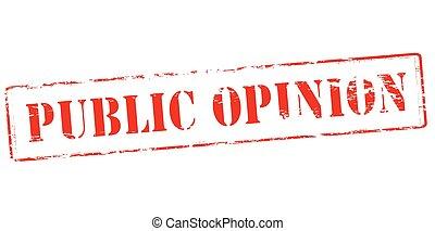 Public Opinion Clipart
