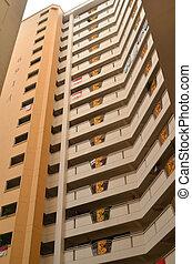 Public residential building
