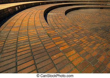 Public Square Brickwork