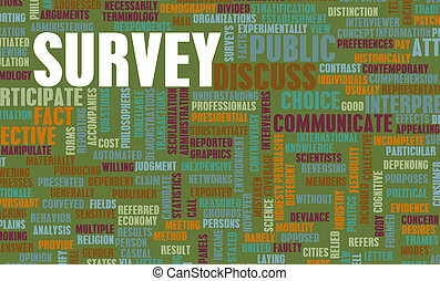 Public Survey Collection of Data on a Demographic