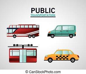 Public Transportation vehicles design