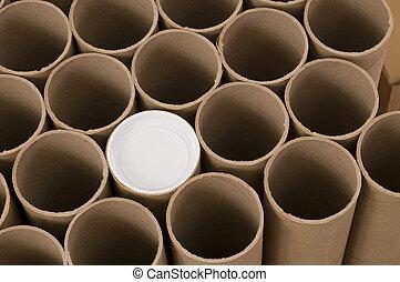 publipostage, tubes