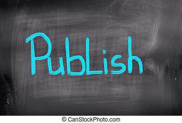 Publish Concept