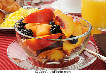 puchar owocu