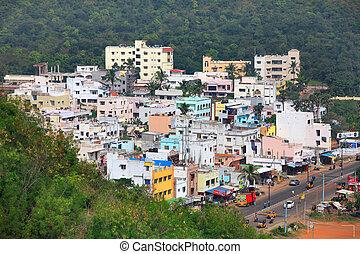 pueblo pequeño, india