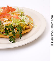 native american taco