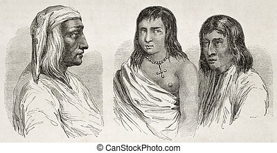 puebloan, kewa, peuples