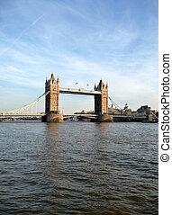 puente de torre, escena, 15