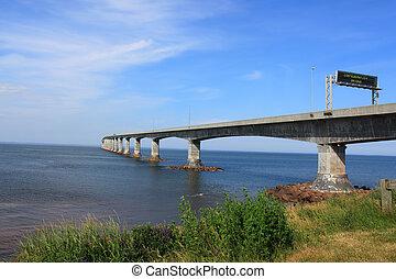 puente, edward, príncipe, confederación, isla