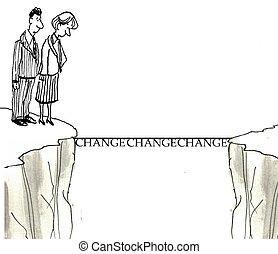 puente, ejecutivos de negocio