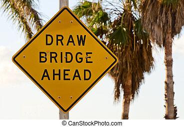 puente, empate, señal