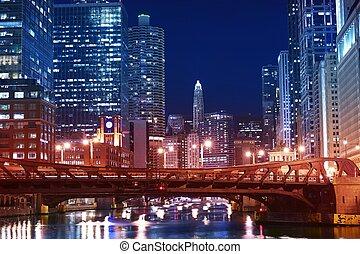puente, franklin, chicago