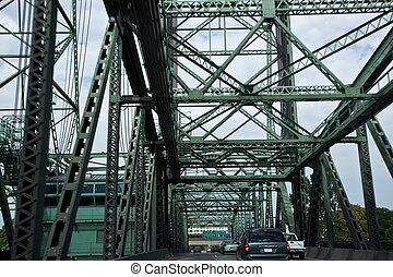 puente, interestatal
