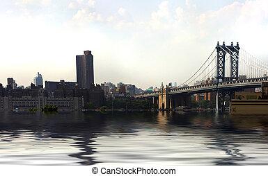 puente, manhattan, nyc