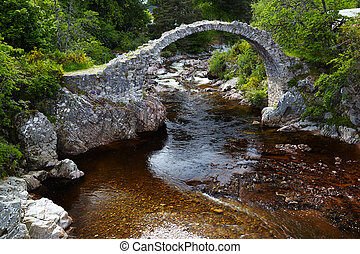puente, packhorse