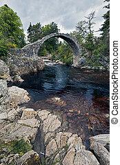 puente, packhorse, carrbridge
