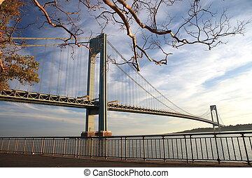 puente, verrazano-narrows
