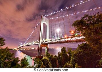 puente, verrazano, paso inferior
