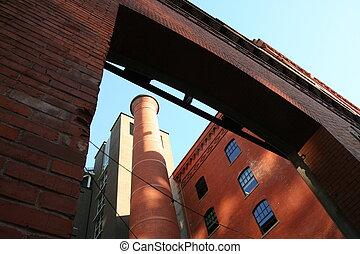 puentes de edificio