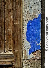 puerta, jamb