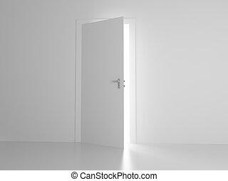 puerta, sueño