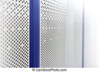 puertas, caso, telecomunicación