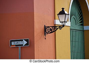 puerto, caraibico, rico, isole
