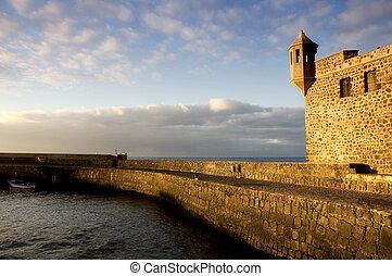 Puerto de la Cruz - Tenerife - Canary Island - Spain