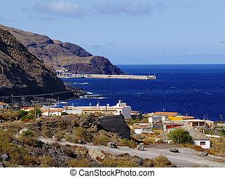 Puerto de la Estaca on Hierro