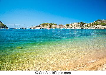 Puerto de Soller, Port of Mallorca island