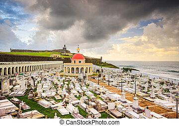 Puerto RIco Cemetery